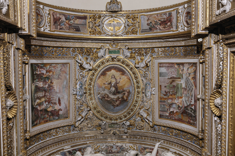 San Giovanni Battista dei Fiorentini, Cappella Benozzi