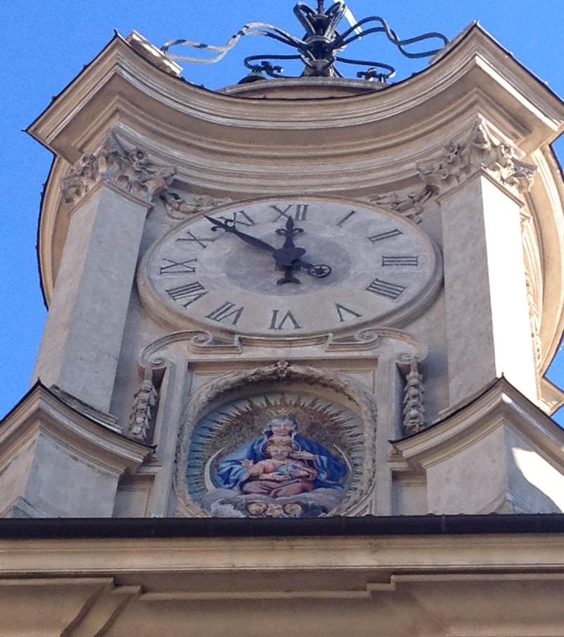 Torre dell'Orologio, Roma