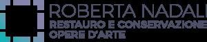 restauro conservazione opere arte roberta nadali logo