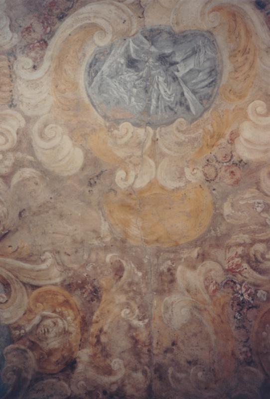 Certosa di San Lorenzo, Loggia della Spezieria