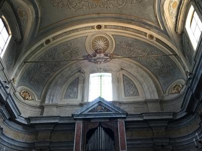 Rocca di Santo Stefano - Volta dopo il restauro - robertanadali.com