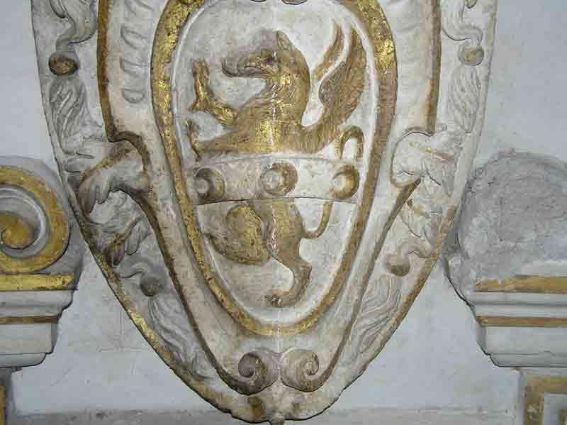 Santa Caterina dei Funari, Cappella Bombasi